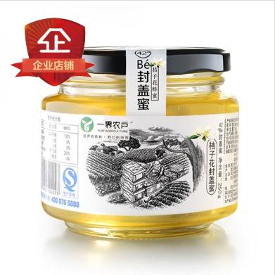 一界农户 封盖蜜 250g*2蜂蜜